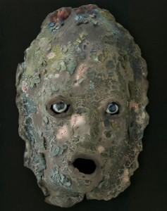 Ceramic sculpture 1